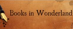 books in wonderland