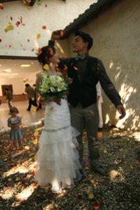 Flo mariage