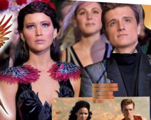 Hunger Games 2 stills
