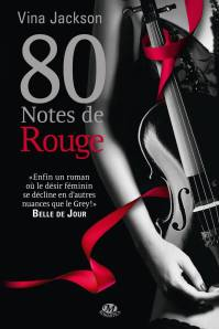 80 notes de rouge