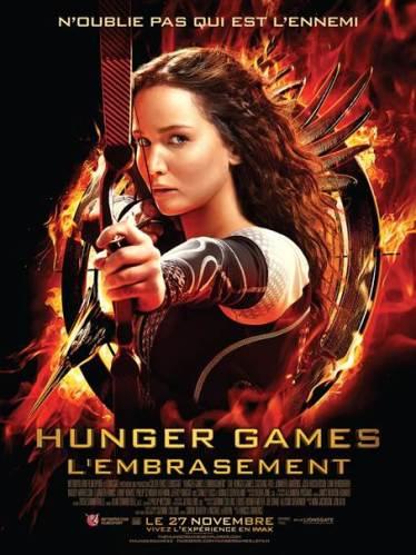 affiche Hunger Games 2