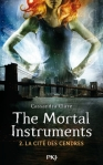 The mortal instruments 2 la cité des cendres