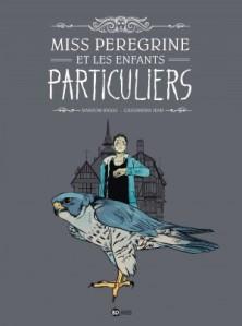 Miss Peregine et les enfants particuliers BD