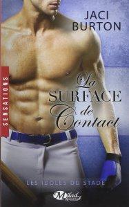 surface de contact