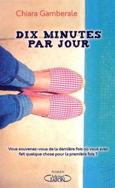 livre-wishlist-dix-minutes-par-jour-chiara-gamberale-michel-lafon-piscine-blogueuse