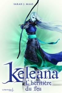 Keleana 3 l'héritière du feu