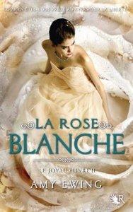 La rose blanche