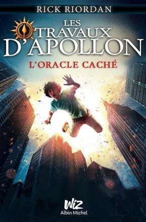 Sortie livresque : Les Travaux d'Apollon de Rick Riordan &Concours